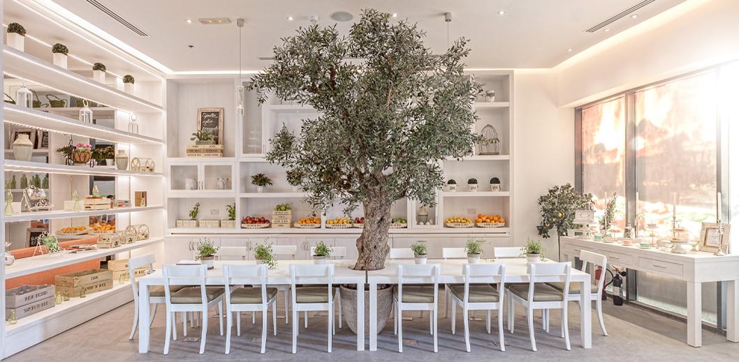 Unique Restaurant Design Nakheel Mall