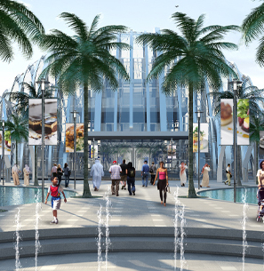 5 Reasons why you should <br/>check out Nakheel Mall