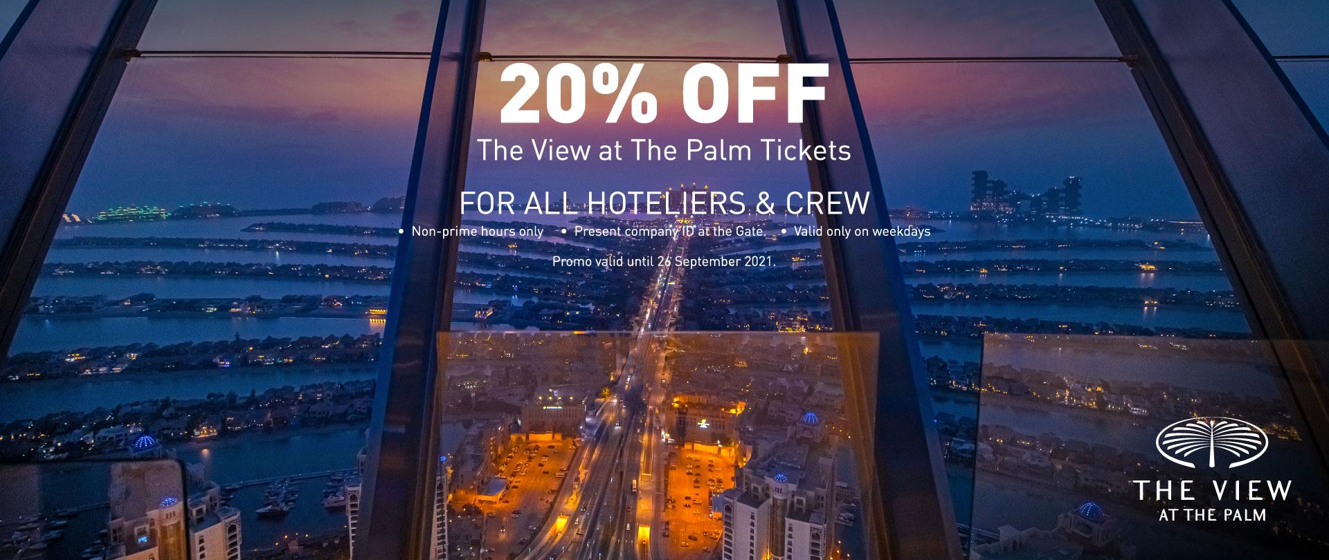 Hoteliers & Airline Crew: