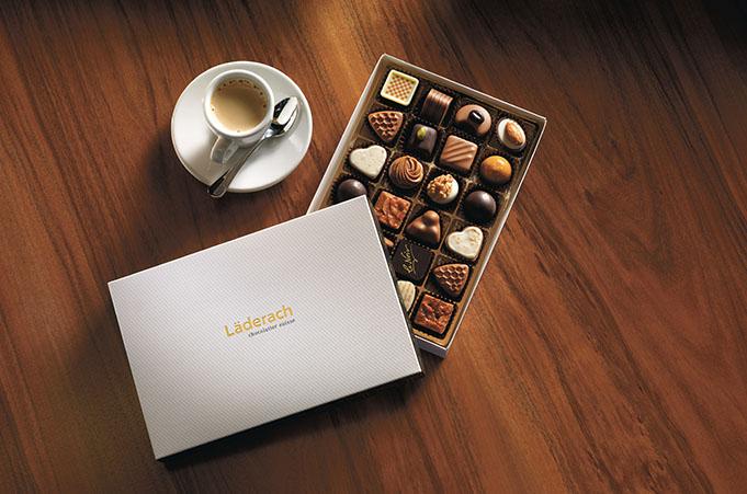 Läderach – the chocolate family