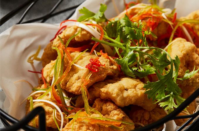 بيت المأكولات الآسيويَّة الفاخرة