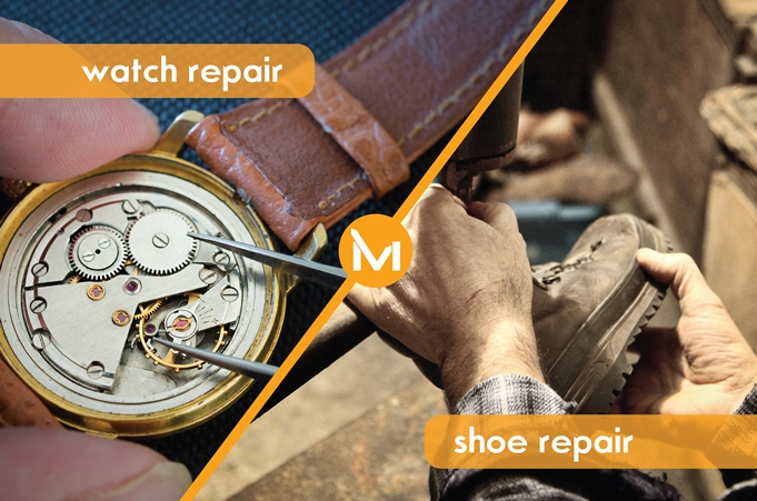 Repairs, digital and electrical services