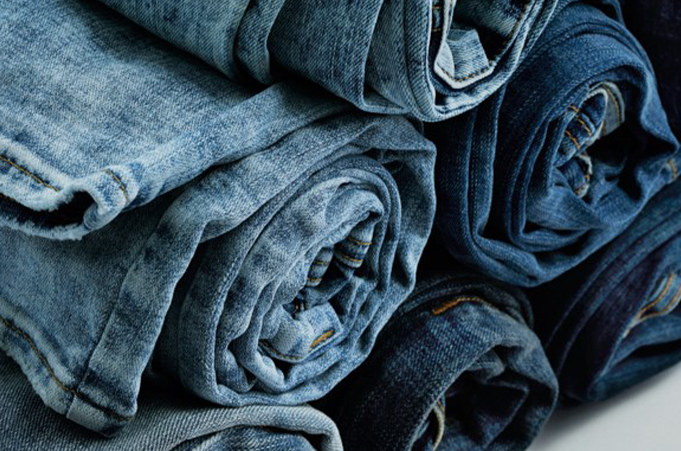 Never Too Much <br/>Denim