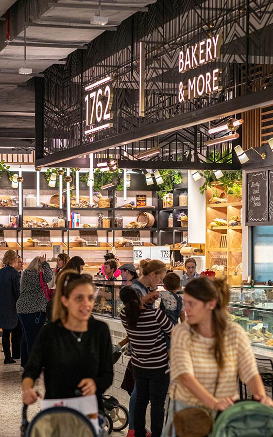 1762 Bakery & More | Depachika Food Hall | Nakheel Mall