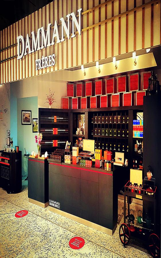 Dammann Freres | Nakheel Mall Palm Jumeirah